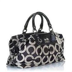 Coach purses are the bomb!
