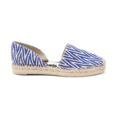 Introducing Stitch Fix Shoes: Printed Espadrille Flats