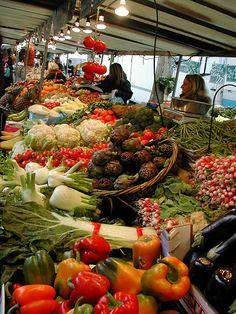 Vincens  market ~ Paris