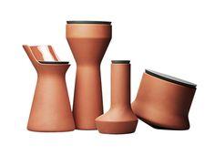 Pots by Benjamin Hubert, Menu