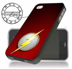 The Flash logo iPhone 4 5 5c 6 Plus Case, Samsung Galaxy S3 S4 S5 Case – mycasesstore