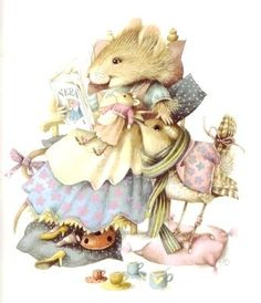 Vera The Mouse Artist Marjolein Bastin Have this one