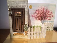 """Stampin Up """"At Home with You """""""