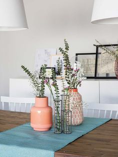 La maison lumineuse d'une influenceuse espagnole Home Room Design, House Design, Decoration Inspiration, Deco Floral, Nordic Style, House Rooms, Sweet Home, Projects To Try, New Homes