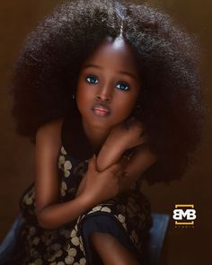 "Jare Ijalana, ""The most beautiful girl in the world""! Black Girl Magic, for DAMN sure! Black Is Beautiful, Most Beautiful Child, Beautiful Children, Beautiful Eyes, Beautiful People, Black Little Girls, Black Girl Art, Black Kids, Black Girl Magic"