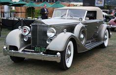 1935 Packard 1108 Twelve