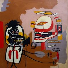 Jean Michel Basquiat | fireplace chats