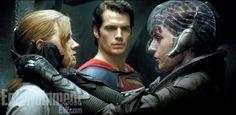 Lois Lane, Superman & Faora