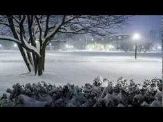 On February 12, 2014 snow began to fall on #RadfordU. The following video shows just how much snow accumulated in a 13 hour time period condensed into 13 seconds.