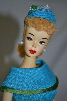 Barbie doll cost vintage