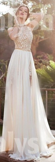Hey, I found this really awesome Etsy listing at https://www.etsy.com/listing/208680009/wedding-gown-elegant-bridal-gown-beach