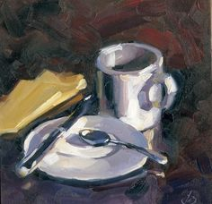 TOM BROWN FINE ART: CONTEMPORARY STILL LIFE PAINTING BY TOM BROWN