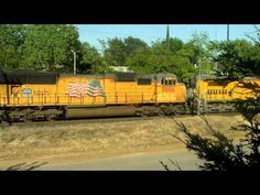 FREIGHT TRAIN with 8 LOCOMOTIVES VIDEO with CENTRAL CALIF TRACTION CO.  ...