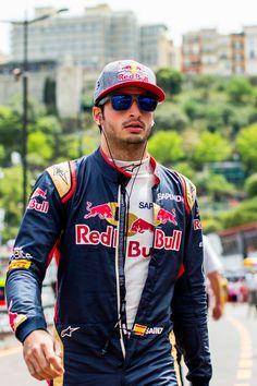 Carlos Sainz Jr, 2016 Monaco GP, 29 May 2016 Nostalgia, F1 Season, F1 Drivers, Alonso, Formula One, Pilots, Red Bull, Monaco, Athletes
