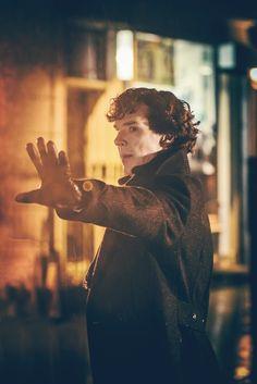 Sherlock Series 3 photos released!
