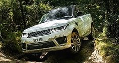 Jaguar Land Rover has promised to add electrified options to all their vehicle lines by That process starts with the Land Rover Range Rover Sport It combines a 296 hp, turbocharged four-cylinder with a plug-in electric motor. Range Rover Sport, Range Rovers, Range Rover Blanco, Range Rover White, Landrover, Lux Cars, Jaguar Land Rover, Ranger, Luxury Suv