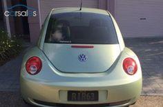 2007 Volkswagen Beetle 9C Miami MY2007