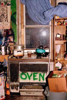 Oven 1995 5th St. Squat