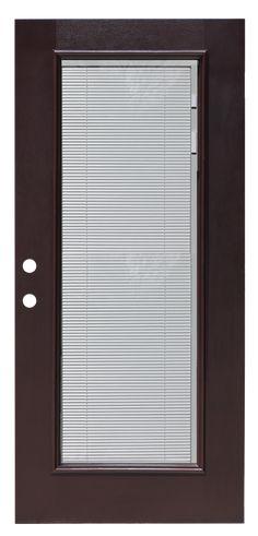 french doors with built in blinds | Door Guy-French Doors - Internal ...