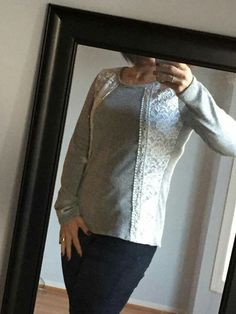 Feminine  and cozy looking. Other colors besides grey?