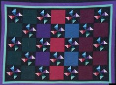 Amish Quilt • Find more information about Amish quilts in Lancaster County, PA on The Lancaster List • www.thelancasterlist.com/quilting