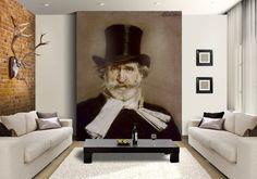 Giuseppe Verdi wall...