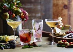 10 Cocktails for Thanksgiving