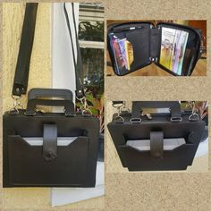 Black All in One Service Bag by JWministrysupplies on Etsy