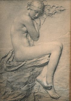 The Story of Psyche (lithograph) by Harry Bates, A.R.A