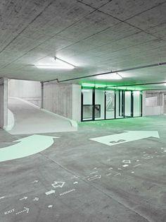 superbüro | Grafik Design Studio | Biel/Bienne | Work | wayfinding (Signaletik)…