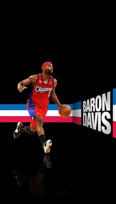Baron Davis, Los Angeles Clippers, Movies, Movie Posters, Films, Film Poster, Popcorn Posters, Cinema, Film Books