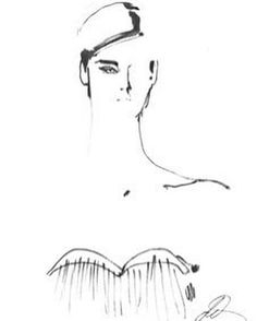 """Recording the magic unfolding at Valentino is a thread that runs through my 20 years of drawing at couture. What a privilege and what a pleasure!"" @daviddownton fashion illustrator and friend of the house in Paris sketching the #SpringSummer17 Haute Couture collection by #PierpaoloPiccioli Streaming live today at 6.30pm CET #linkinbio  via VALENTINO OFFICIAL INSTAGRAM - Celebrity  Fashion  Haute Couture  Advertising  Culture  Beauty  Editorial Photography  Magazine Covers  Supermodels…"
