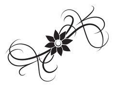 39 Best Simple Flower Tattoos Images Mini Tattoos Simple Flower