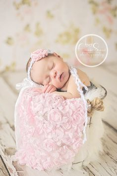 Newborn Baby Turquoise, Gray, or Many Other Colors Rosette Fabric Backdrop Basket Stuffer Blanket Photography Prop