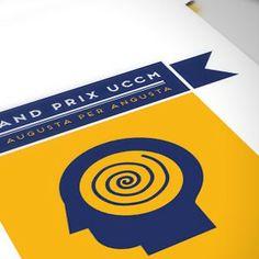 Grand Prix UCC I Identité & collatéraux  Découvrez l'édition 2013 sur www.grandprixucc.com  © La langue du caméléon : agence de design stratégique et créatif pour les marques digitales. www.cameleons.com