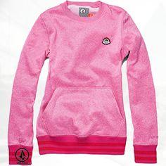 Volcom Civil Fleece Crew Sweatshirt - Women's