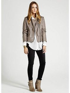 Discover our extensive range of Women's Coats & Jackets at House of Fraser. Peplum Jacket, Bomber Jacket, Ladies Coat Design, Coats For Women, Clothes For Women, Navy Stripes, Sweater Cardigan, Leather Jacket, Mink