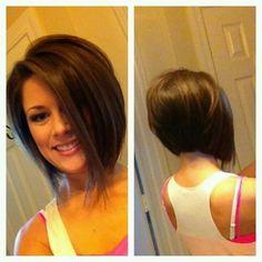 Taglio Capelli Corti Profili Dietro #parrucchierepalermo