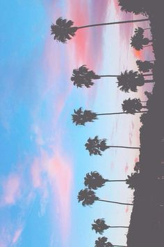 cotton candy skies // #planetblue