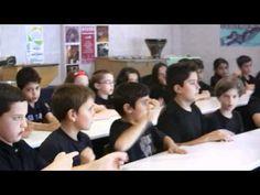 CLASE 4º DE PRIMARIA MÚSICA CORO LOS BOSCOS MAYUMANA - YouTube