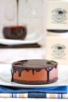 Cheesecake de chocolate | Bavette
