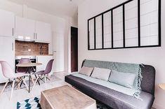 @invest_locatif Lyon ✨ . #investissementlocatif #instagood #instadecor #instadesign #interiordesign #interior #architecture #white #scandinaviandesign #design #decoration #potd #picoftheday #white #furniture #paris #france #igers #photography #decoration #lights #lunch #home #homedecor #kitchen #chair #verriere