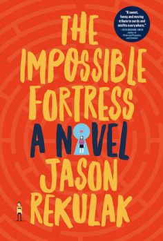 New books on my shelves: The Impossible Fortress by Jason Rekulak I even laugh out loud in the metro with the antics of these young men and their determination to read Playboy!