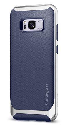 Spigen Neo Hybrid Galaxy S8 Case Herringbone with Flexible Inner Protection and     eBay