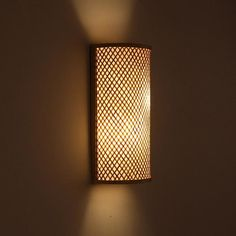 Cheap sconce light, Buy Quality wall lamp fixture directly from China wall lamp Suppliers: Bamboo Wicker Rattan Shade Tunnel Wall Lamp Fixture Rustic Asian Japanese Korean Sconce Light Luminaria Bedroom Bedside Hallway Bamboo Ceiling, Bamboo Lamp, Hanging Lights, Wall Lights, Ceiling Lights, Wall Lamp Shades, Wall Lamps, Diy Luminaire, Bamboo Light