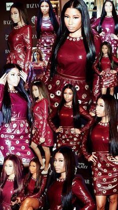 1000 images about nicki minaj wallpaper on pinterest - Drake collage wallpaper ...