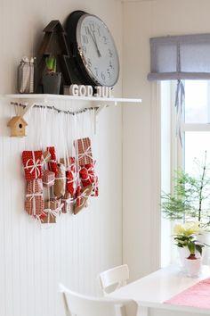 jordbærpiken: Julekalender