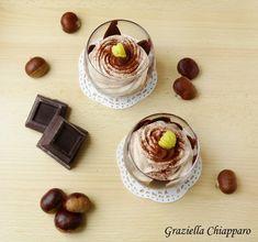 Mousse+castagne+cioccolato+e+panna+|+Ricetta