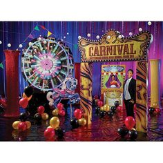 carnival prom theme