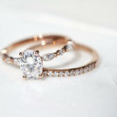 Rose Gold Band Ring, Classy Dress, Moissanite, Cute Jewelry, Timeless Design, Band Rings, Fashion Jewelry, Wedding Rings, Engagement Rings